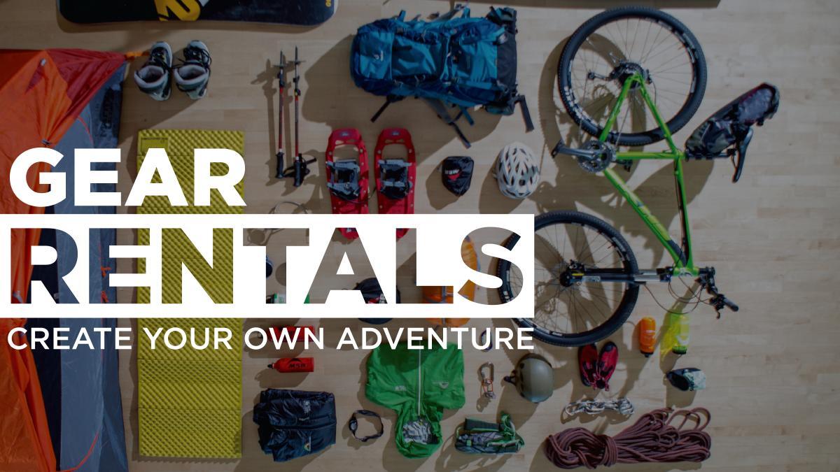 Rentals Asi Peak Adventures
